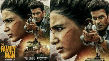 The Family Season 2 Full Series in HD Leaked on TamilRockers & Telegram Channels for Free Download and Watch Online; Manoj Bapayee-Samantha Akkineni का शो हुआ पायरेसी का शिकार?