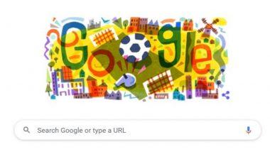 UEFA Euro 2020 Google Doodle With Schedule: यूरोपीय फुटबॉल चैंपियनशिप की शुरुआत, गूगल ने समर्पित किया ये खास डूडल
