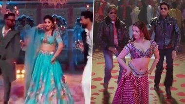 Dance Deewane 3: Madhuri Dixit recreates Aishwarya Rai Bachchan's hit song 'Kajra Re', watch this stunning video