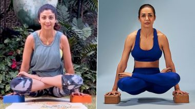 International Yoga Day 2021: These Bollywood actresses can become the perfect yoga teacher, will get motivated by watching videos