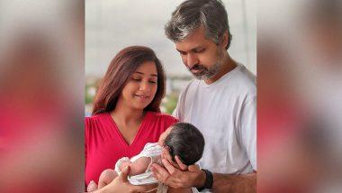Shreya Ghoshal Baby: Shreya Ghoshal Names Her Baby Boy Devyaan Mukhopadhyaya, Shares Cute Family Photo