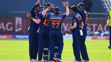 IND vs SL 2nd ODI: रोमांचक मुकाबले में भारत ने श्रीलंका को 3 विकेट से रौंदा, दीपक चहर बने इस मैच के हीरो