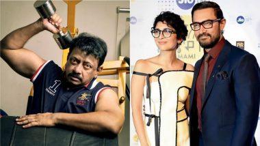 Ram Gopal Varma used 'F' word, angry at the trollers making fun of Aamir Khan-Kiran Rao's divorce, read his tweet