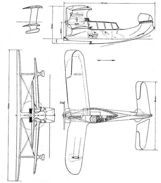 Aircraft template