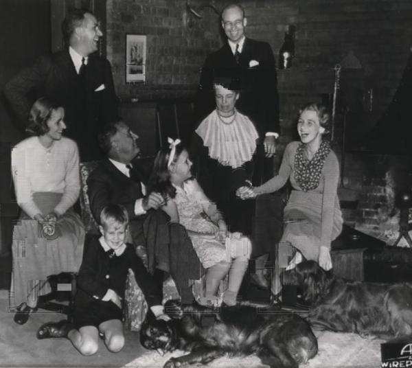 Franklin Delano Roosevelt children kids Anna