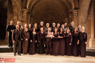 Coro de Cámara de Madrid (2016) (by Josechu Egido)