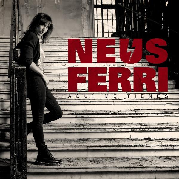 Neus Ferri - Aquí me tienes (2018)