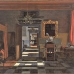 Les heures silencieuses : un destin de femme à Delft au XVIIe siècle