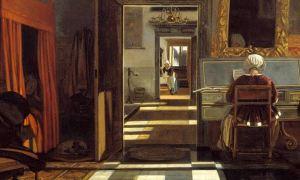 Tableau Emmanuel de Witte