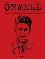 Couverture de la BD « Orwell » (Dargaud, 2019)