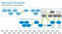 El Sistema Operativo WINDOWS: desde sus inicios a la
