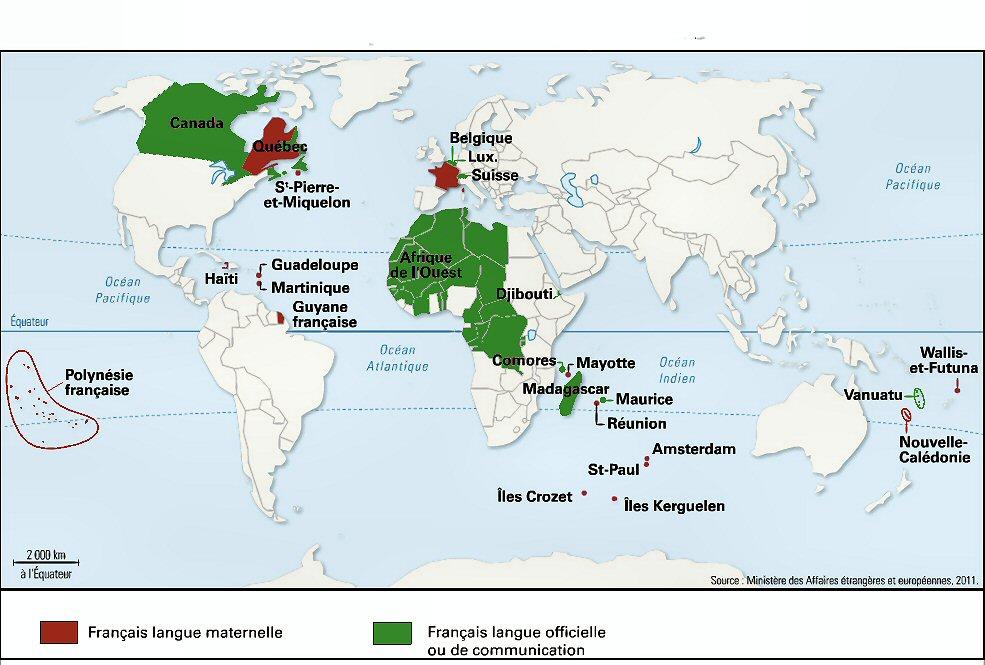 carte-francophonie