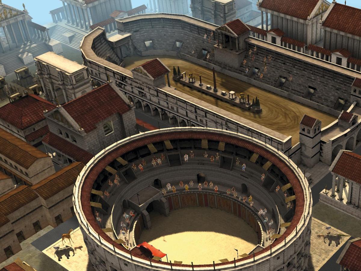 6e Thème 3 - L'empire romain dans le monde antique