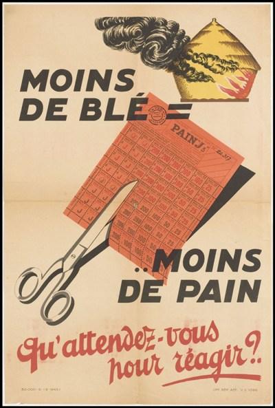 MOINS DE BLE = MOINS DE PAIN