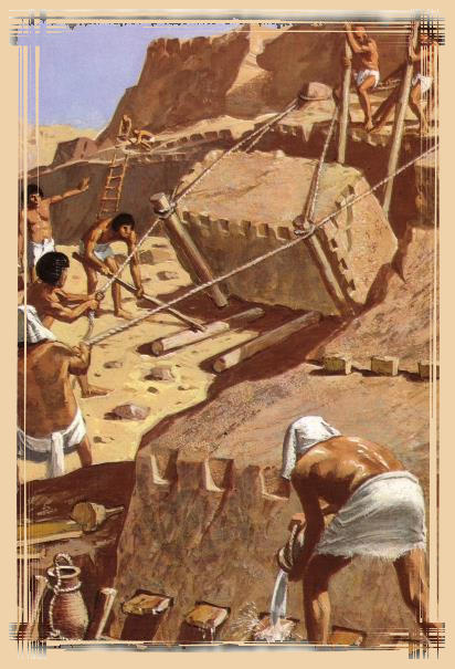 Qui A Construit Les Pyramides : construit, pyramides, Khéops..., Mystère, Grande, Pyramide