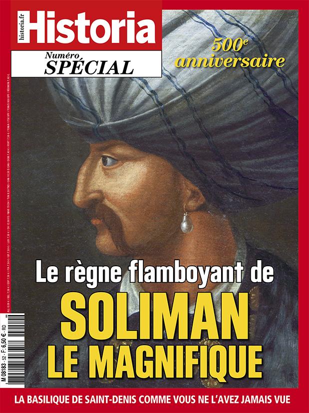 Secret D'histoire Soliman Le Magnifique : secret, d'histoire, soliman, magnifique, Règne, Flamboyant, Soliman, Magnifique, Histoire, Secrets