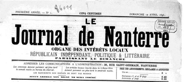 Journal_Nanterre_Num1