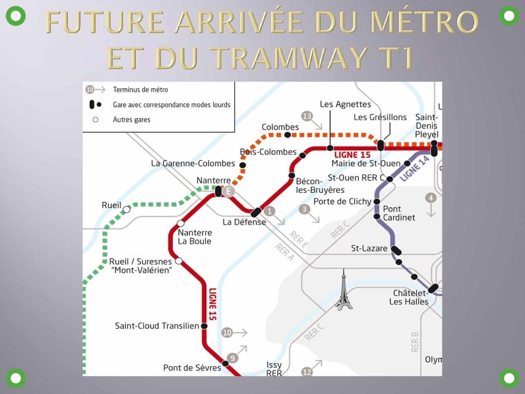 Awesome Metro La Garenne Colombes Ideas - Joshkrajcik.us ...