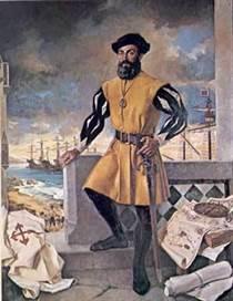 Premier Navigateur A Avoir Fait Le Tour Du Monde : premier, navigateur, avoir, monde, Magellan,, Navigateur, Explorateur, Biographie