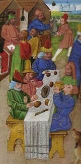 La nourriture et le corps au Moyen Âge