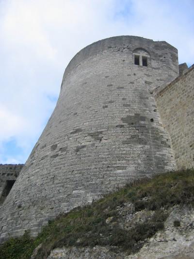 Chateau Gaillard  défense ultime pour la Normandie de Richard Cœur de Lion 2-histoire sympa