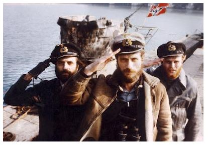 Das Boot-extrait 3 du film de Wolfgang Petersen-histoire sympa