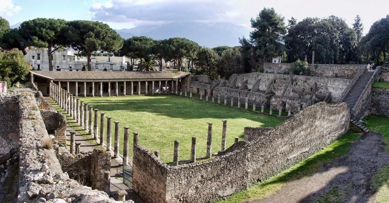 nouvelle date pompei eruption histoire sympa