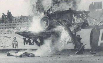 Accident 24 heures du Mans