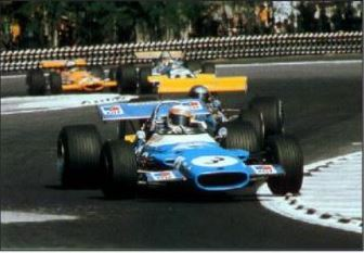 Matra sur les circuits F1