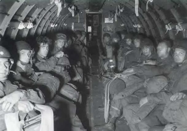 parachutistes-americains-jour-J-1944