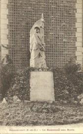 Le monument aux morts de la commune Bessancourt - A. Marin
