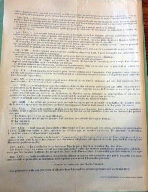 Mutuelle du Nord et du Pas-de-Calais - Archives départementales cote 4 M 128