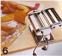 machine à pates manuelle