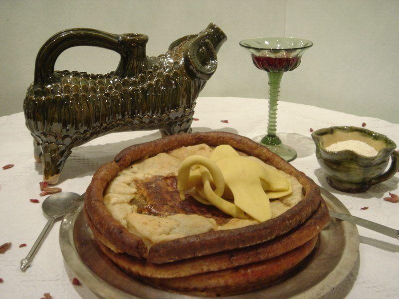 torta de lassanis