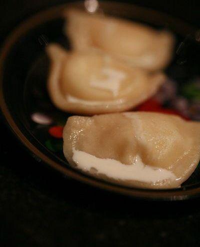 vareniki au fromage