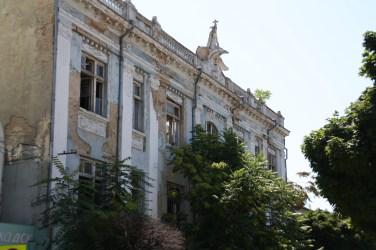 1er jour: Découverte historique de Varna, Free tour et déambulations dans la vieille ville. 1ère impression: j'adore Varna!