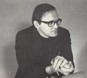 Roger Savoie en 1966.