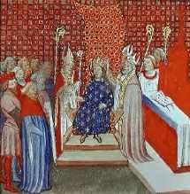 Image result for couronnement de louis