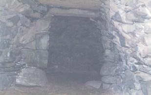 Plan de la Cour : GR 36 et Sentier d'Emilie - Le chemin du fagas, Sentier des cabanes, deux pièces en enfilade.