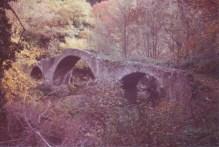 Pont romain sur la Ferrère