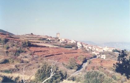 Le vignoble le plus haut de France.