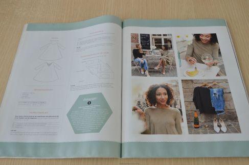 La Maison Victor : patroon en werkbeschrijving van de Swing jurk