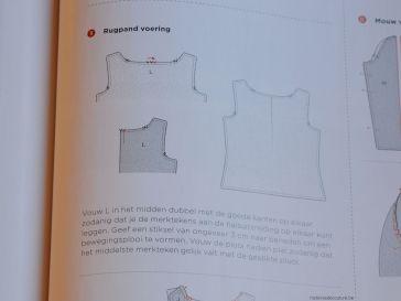 Histoires de Couture - Constructie en inzetten van de voering in de Rocha jas (LMV)