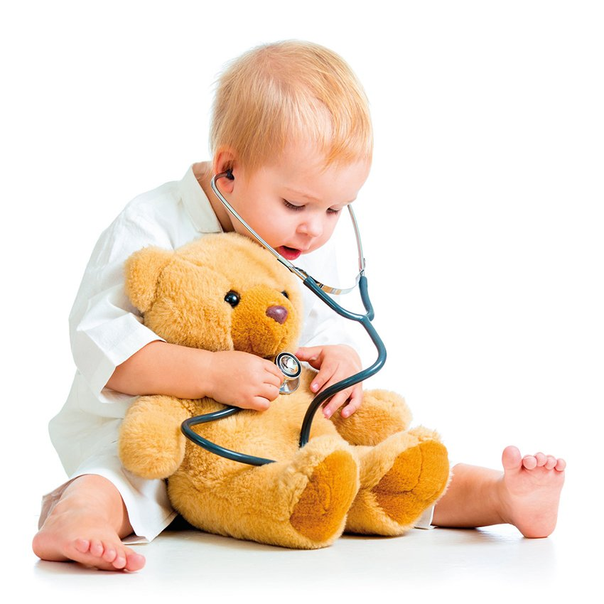 Hopital bébé doudou