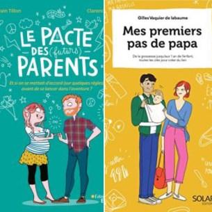 livre nouveau papa