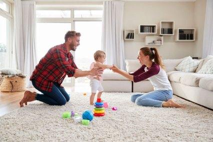 bébé préfère un des parents