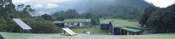 Mariakamba Hut - 1er refuge-fin du jour 1