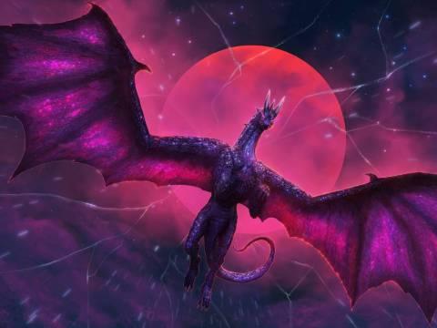 Le dragon briseur de ciel
