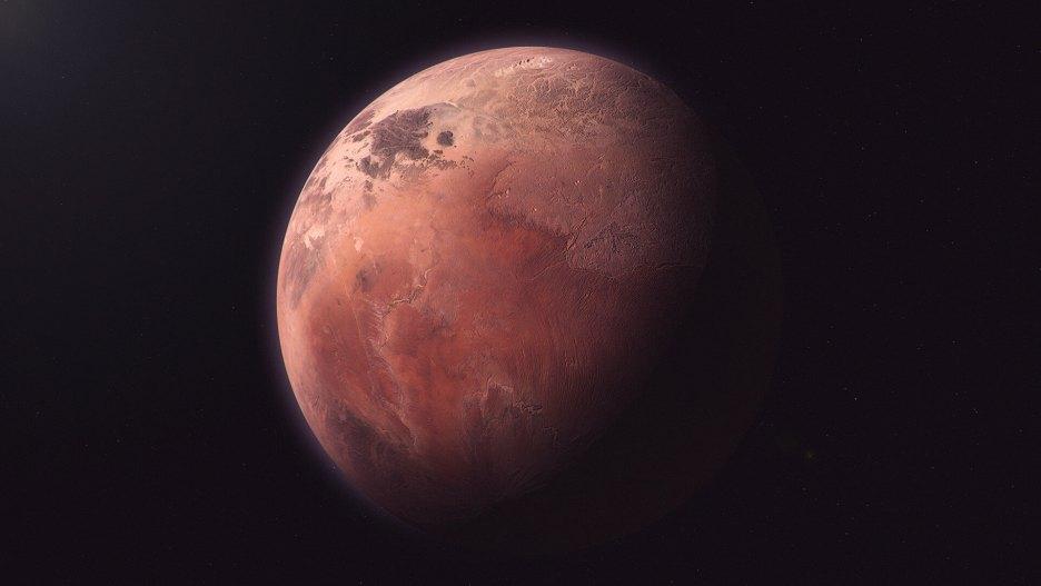 La planète Mars fascine. Survolée pour la première fois en 1965, la planète rouge n'a eu de cesse de passionne