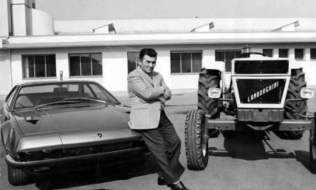 Biografía de Ferruccio Lamborghini